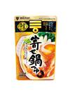 〆まで美味しい寄せ鍋つゆ 198円(税抜)