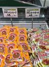 ハンバーグ 48円(税抜)