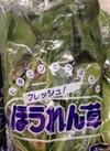 ほうれん草 100円(税抜)