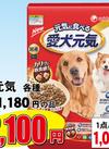 愛犬元気 各種 2,100円