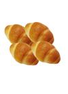 塩バターパン3個+1個 300円(税抜)