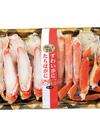 たらば・ずわいセット(生食用) 3,800円(税抜)