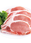 (Bimi)和豚もちぶた背ロース肉 214円(税込)