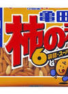亀田の柿の種 192円(税込)
