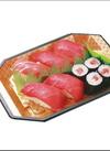本まぐろづくし寿司 1,180円(税抜)