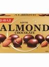 アーモンドチョコレート、マカダミアチョコレート、アーモンドチョコレートクリスプ 158円(税抜)
