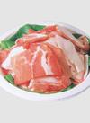 豚汁用豚小間切(解凍) 88円(税抜)