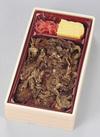 牛めし重(北海道産牛肉・玉ねぎ使用) 580円(税抜)