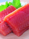 ASC認証銀鮭(養殖・解凍)刺身用 198円(税抜)