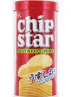チップスターS(うすしお・コンソメ・のりしお) 78円(税抜)