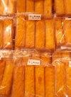 昔ながらの味 しなやかスティック 148円(税抜)