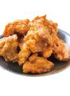 【5時の市】醤油仕立ての鶏唐揚げ 380円(税抜)