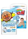 GENKIパンツ・グーン 各種 970円(税抜)