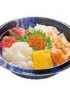 海鮮丼バイキング 680円(税抜)
