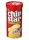 チップスターS(うすしお味・コンソメ・のり塩) 78円(税抜)