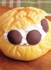 【ベーカリー】クーベルチュールチョコ&ホイップメロンパン ※写真はイメージです。 135円(税抜)