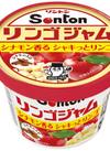 ファミリーカップ(リンゴジャム・ピーナッツクリーム・ピーナッツクリーム) 98円(税抜)