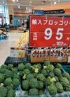 ブロッコリー 95円(税抜)