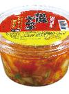 和風キムチ 198円(税抜)