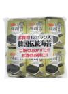韓国伝統海苔 338円(税抜)