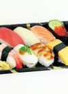【寿司】にぎり寿司 すずね(8貫) 398円(税抜)