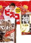 神戸ローストショコラ・ビスコ大袋/アルファベットチョコレート 189円(税抜)