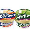 エッセルスーパーカップ(超バニラ、抹茶) 99円(税抜)