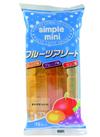 シンプルミニ フルーツアソート 79円(税抜)