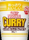 あっさりおいしいカップヌードル カレー 88円(税抜)