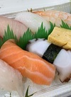 お魚屋さんの握り寿司 500円