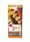 2種のチーズハットグ 498円(税抜)