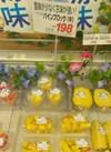パイナップルブロック(中) 198円(税抜)