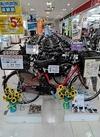 パナソニック電動アシスト自転車 ビビDX 99,800円(税抜)