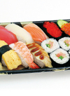 【寿司】にぎり寿司みつき(8貫+サーモン中巻) 460円(税抜)