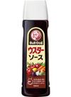 ウスターソース・中濃ソース・とんかつソース 158円(税抜)