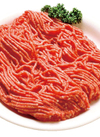 牛豚合挽ミンチ(解凍)(国内産牛肉・国内産豚肉使用) 106円(税込)