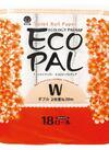 エコロジーパルナップ トイレットペーパー 白  ダブル 299円(税抜)