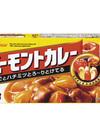 バーモントカレー各種(230g)・完熟トマトのハヤシライスソース(184g) 158円(税抜)