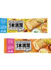 1本満足バー ベイクドシリーズ  各種 98円(税抜)