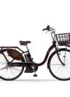 電動アシスト自転車 PAS With(パス ウィズ) カカオ 90,800円(税抜)