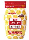 フラワー薄力小麦粉チャック付 178円(税抜)