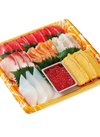 海鮮ねたセット(生食用) 1,580円(税抜)