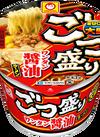 ごつ盛り ワンタン醤油、コーン味噌 88円(税抜)