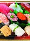 寿司の日限定生寿司 498円(税抜)