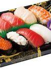 海鮮寿司詰合せ(中とろ入) 780円(税抜)