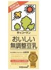 おいしい無調整豆乳 178円(税抜)