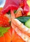 海鮮丼フェアー 498円(税抜)