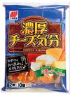 濃厚チーズ気分・充実じゃこ気分・ざら自慢 98円(税抜)