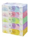 ボックスティッシュ ルクレ <200組×5箱組> 198円(税抜)