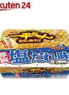 一平ちゃん夜店の焼そば 豚旨塩だれ味 108円(税抜)